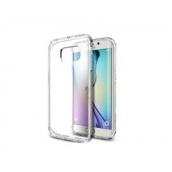 Bumper Gel Silicone Samsung Galaxy S6 Edge G925 Transparent