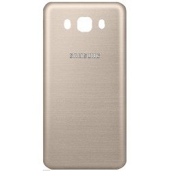BACK COVER GOLD SAMSUNG GALAXY J7 2016