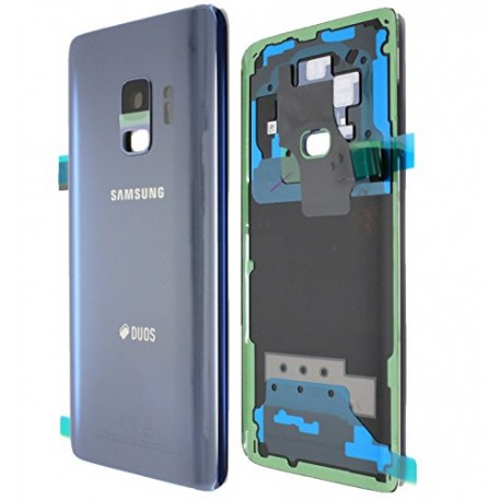 Samsung Galaxy S9 Battery Cover Coral Blue