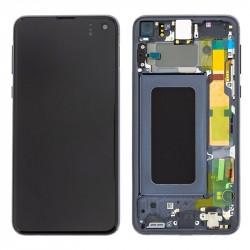 LCD e Touchscreen Preto Samsung S10e SM-G970